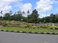 area resort at nusa dua