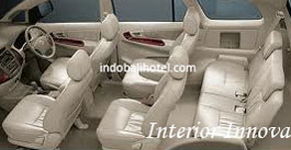 toyota innova interior bali car rental