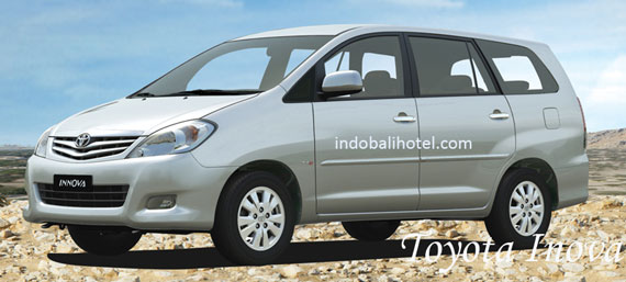 car rental toyota inova luxury bali car rental