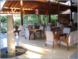 reastaurant at gazebo beach cottage
