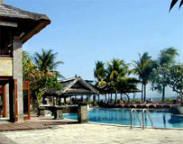 pool at grand bali sani suites