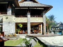 restaurant at gran bali sani suites
