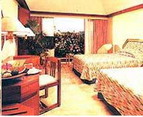 bed room at inna purti bali