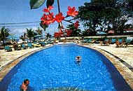 Pool At Kuta Sea View