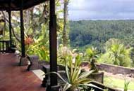 sayan terrace with lush tropical view