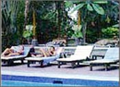 pool at ubud village hotel