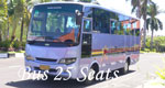 bali bus rental 25 seats