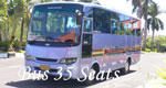 bali bus rental 35 seats